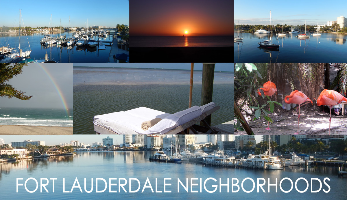 Fort-Lauderdale-Neighborhoods